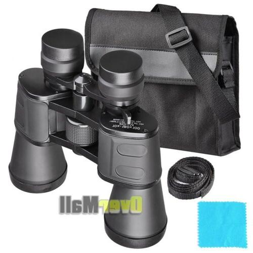 Binoculars High Power BAK4 With