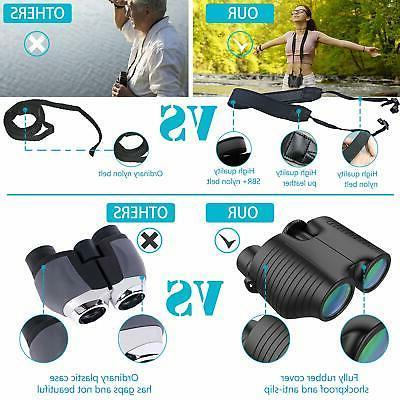 10x25 Compact Eyepiece Binocular with