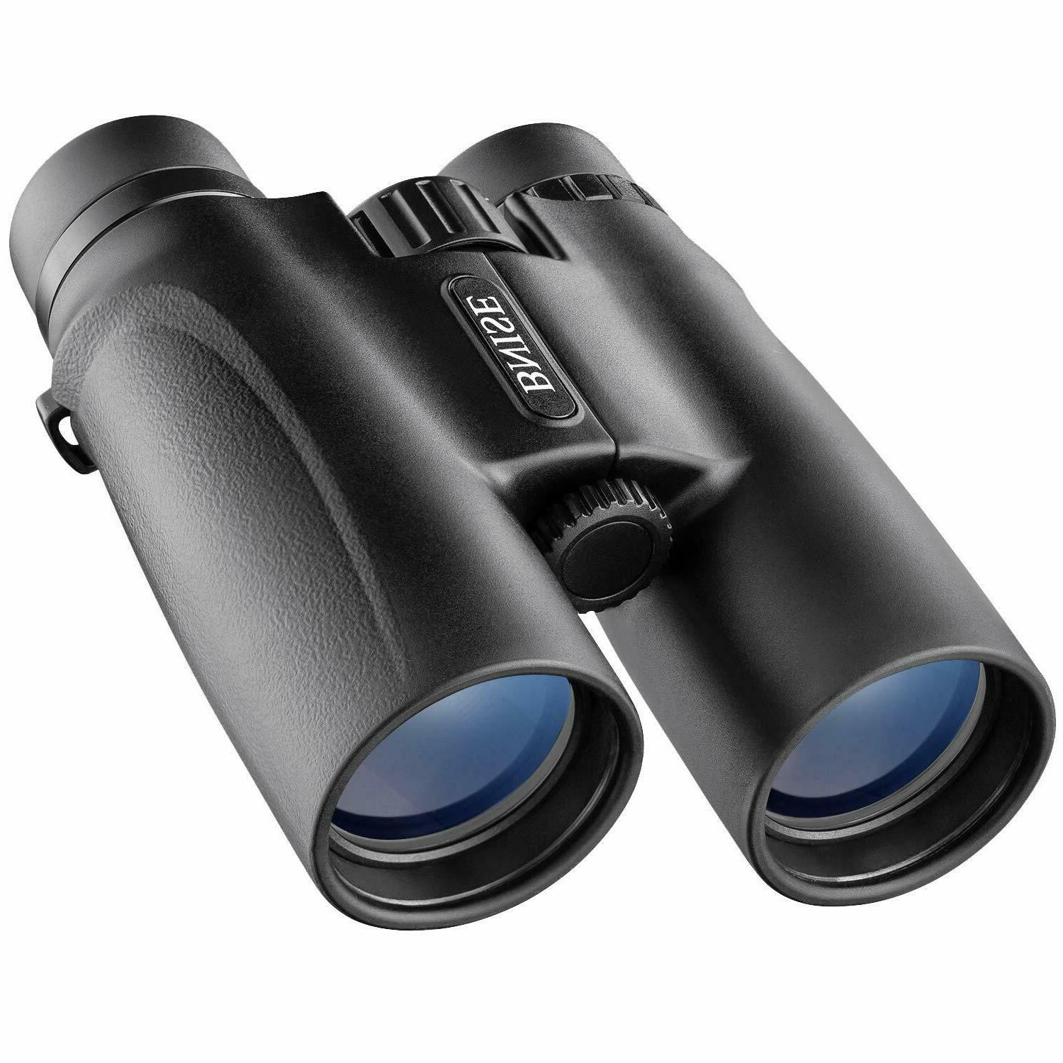 10x42 binoculars compact for adult high power