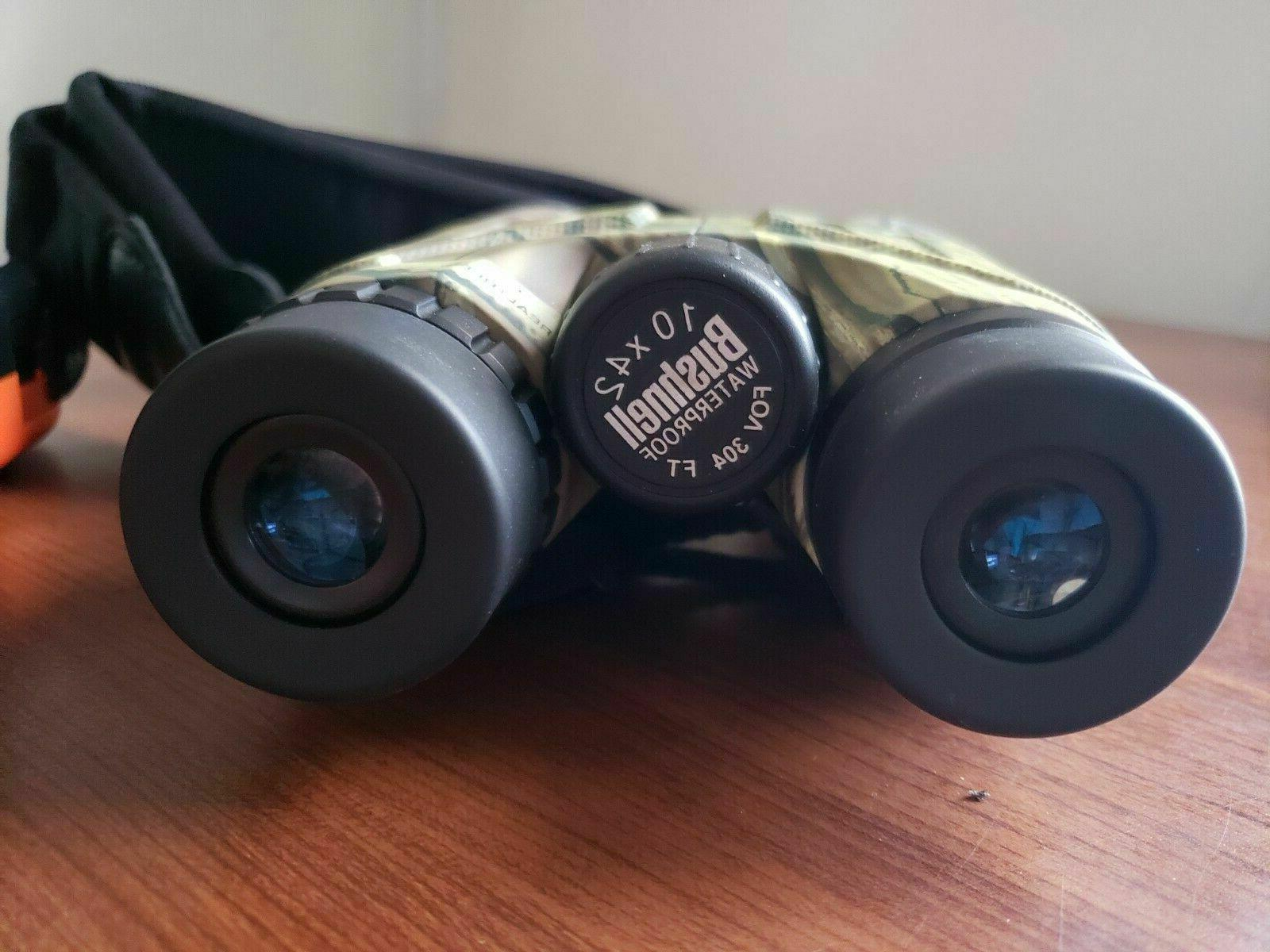 Bushnell 10X42 Camo Waterproof 304 with
