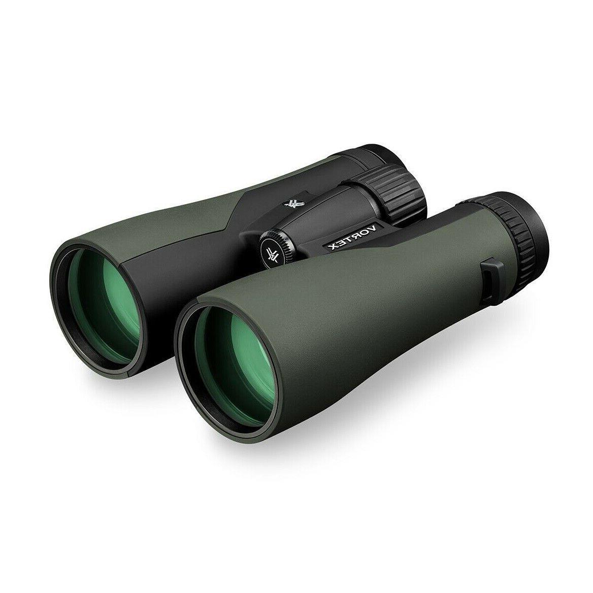 Vortex 10x42 HD Binoculars CF-4312 GlassPak Harness