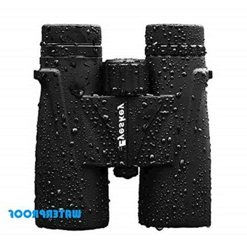 10x42 hunting binoculars for adults lightweight