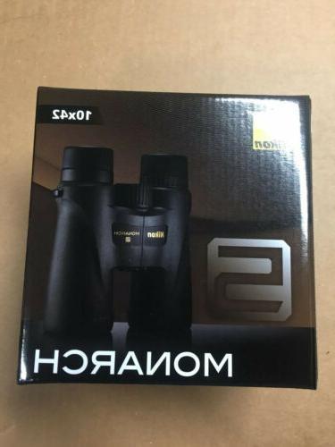 10x42 monarch 5 binocular black pn 7577