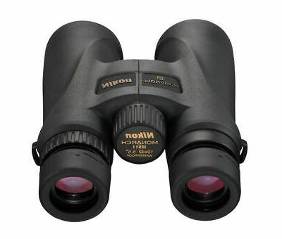 Nikon 7577 Monarch 5 Glass Central Binoculars Black