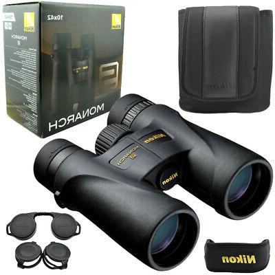 10x42 monarch 5 binoculars 7577 w carry