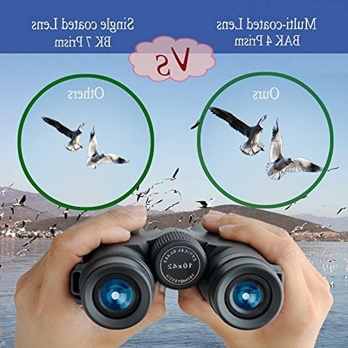 Gosky Binoculars Adults, Professional Binoculars for