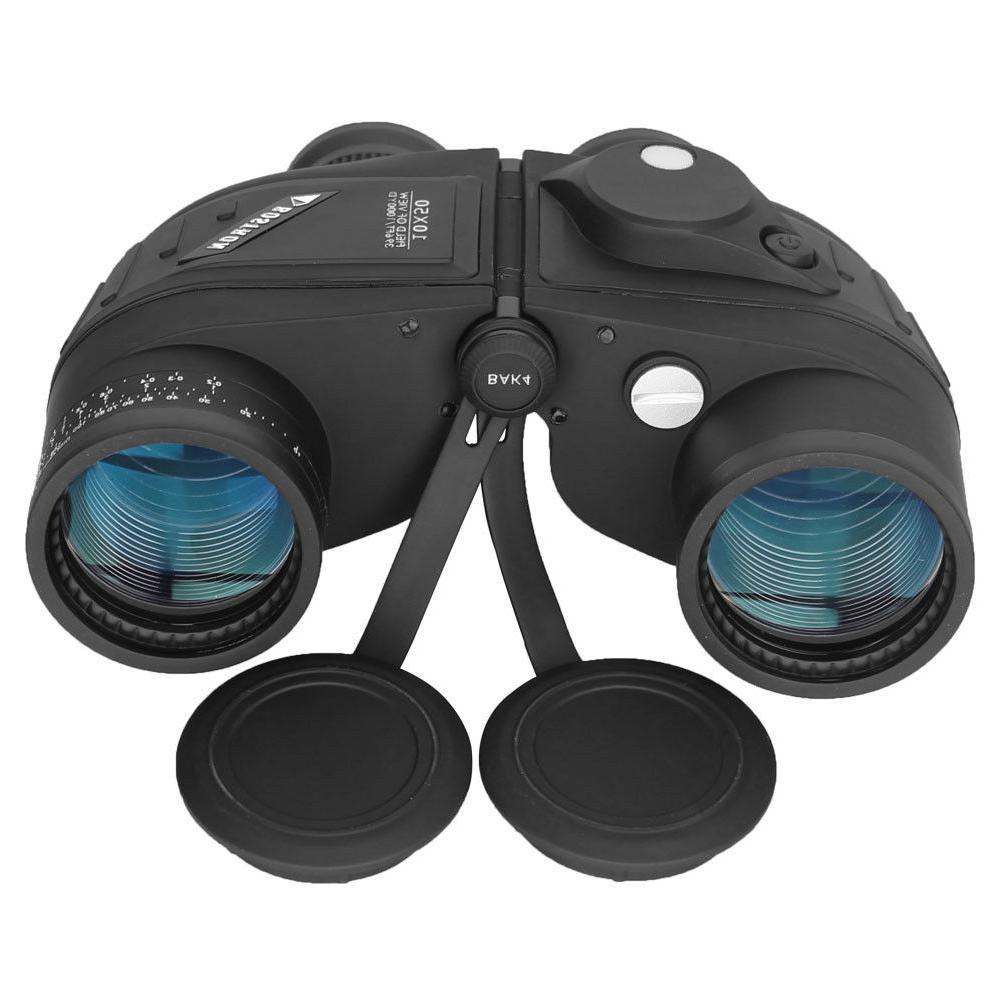 10X50 Binoculars For BAK4 Prism Rangefinder