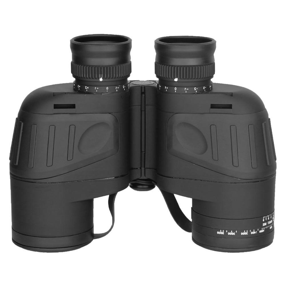 10X50 For BAK4 Prism Rangefinder Compass