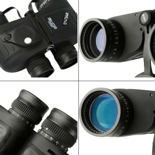 10X50 Rangefinder BAK4