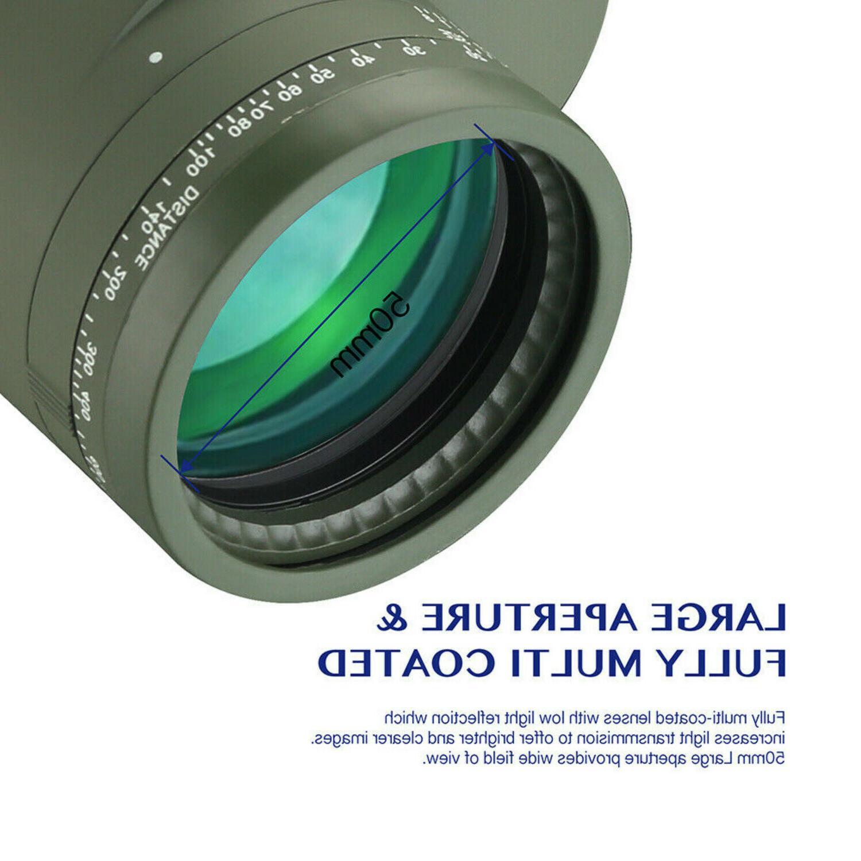 10X50 Binoculars Waterproof Night BAK4 Prism