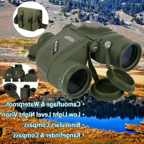 10x50 camouflage low light level night vison