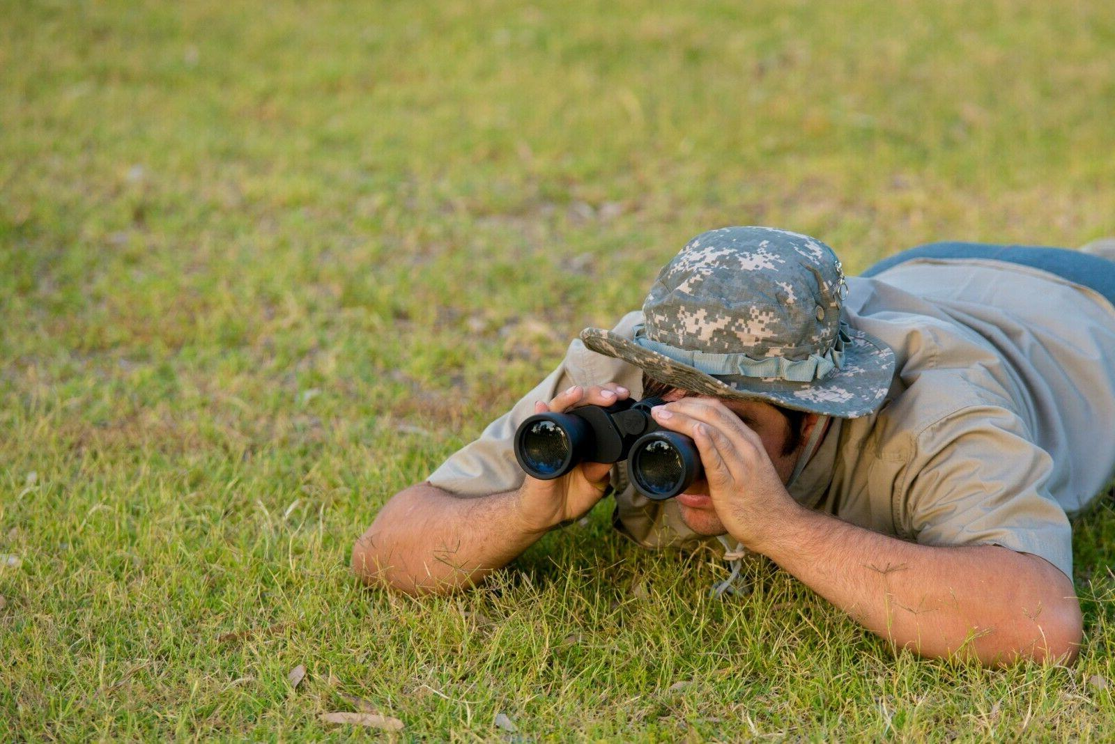 10x50 Binoculars Camping Hunting Telescope Bird Watching