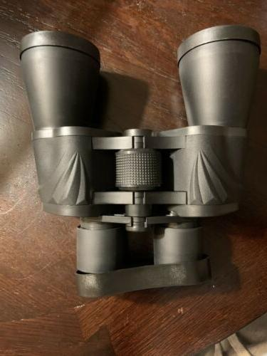 10x50 Powerful Binoculars for Adults with Low NightVision,
