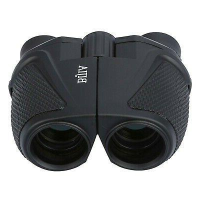 12x25 compact binoculars bak4 green lens large