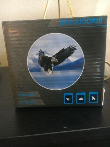 Aurosports Binoculars with Black Canvas Case!