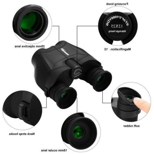 Aurosports Binoculars Foldable...