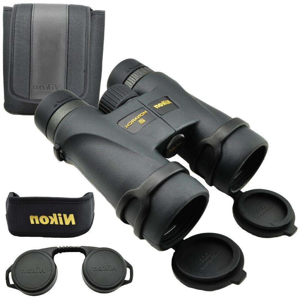 Nikon 12x42 Monarch 5 Binoculars ED Glass
