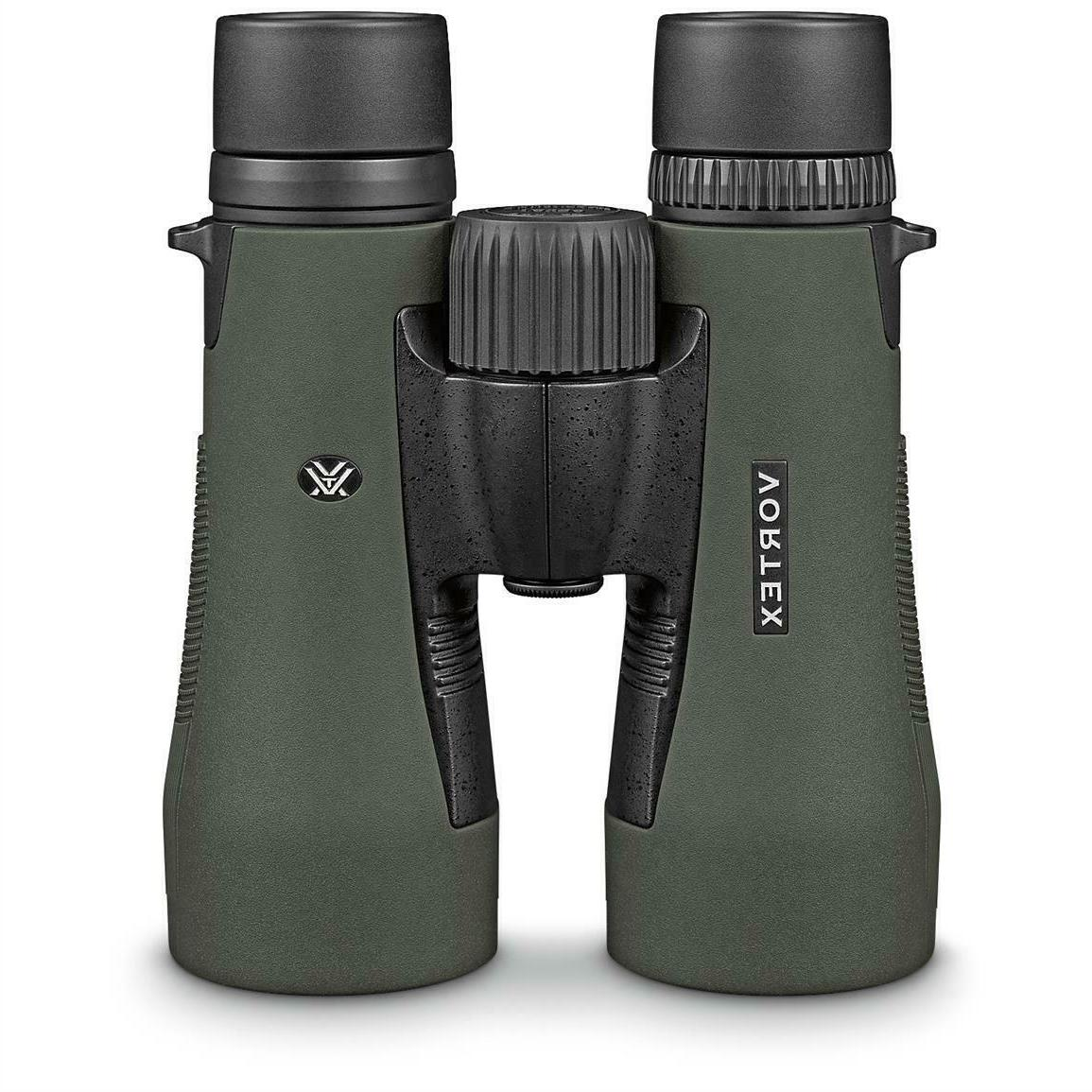 12x50 diamondback binocular green black eye popping