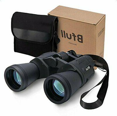 Bfull High Power 12x50 Binoculars Compact Folding Bird Watch
