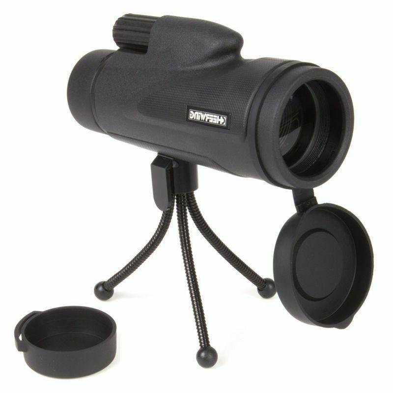12x50 Prism Monocular Lens+Tripods & Phone