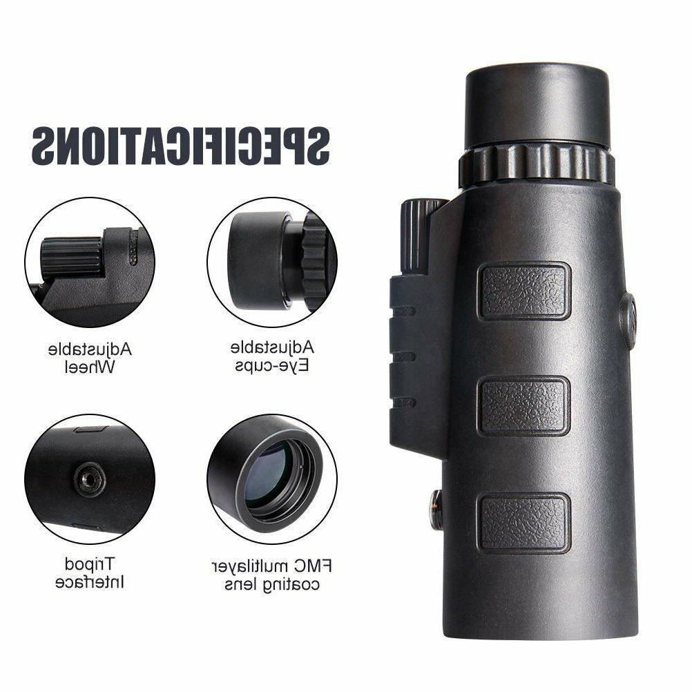 12x50 High Power Binocular Dual