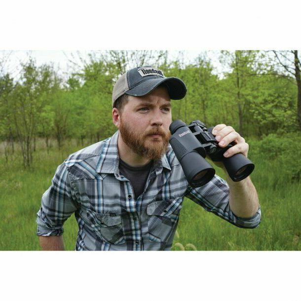 Bushnell 131250 Powerview 12 X 50 Porro Binoculars