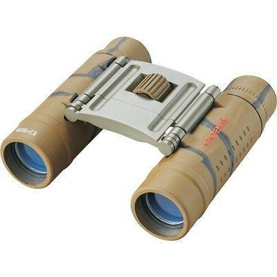 TASCO 168125B  Essentials 10 x 25mm Roof-Prism Binoculars