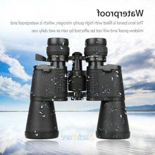 180x100mm Day Night Vision Outdoor Travel HD Binoculars Hunt