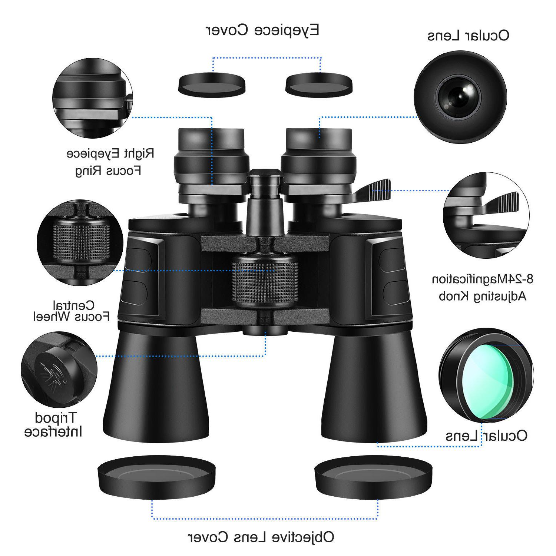 Day Night Outdoor Travel Binoculars