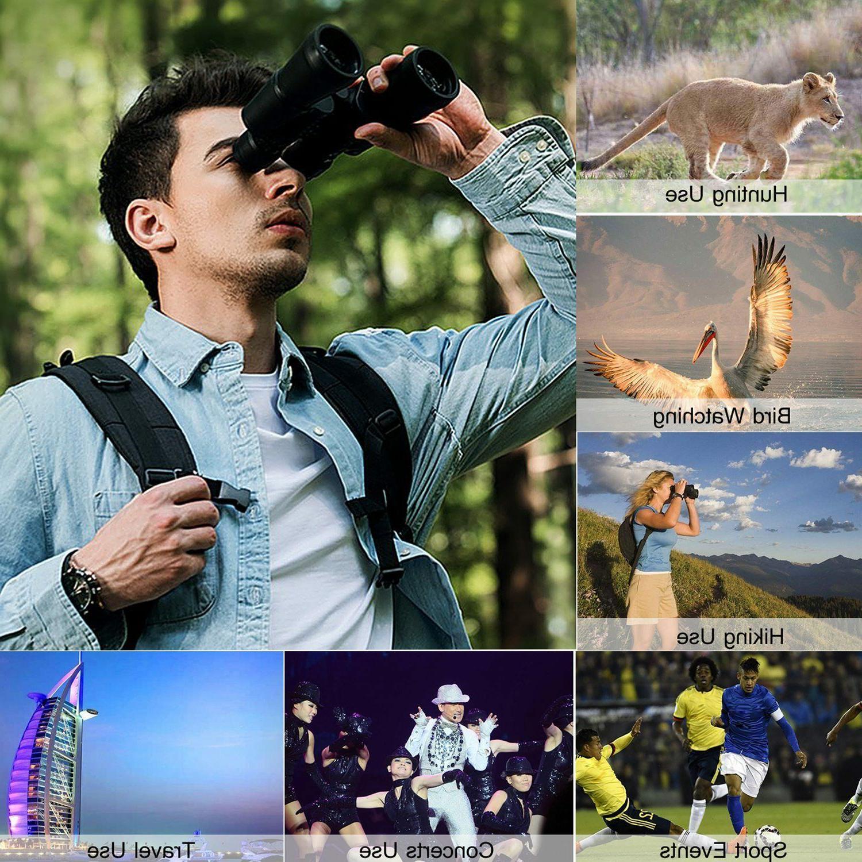 180x100 Binoculars Zoom Sightseeing Traveling