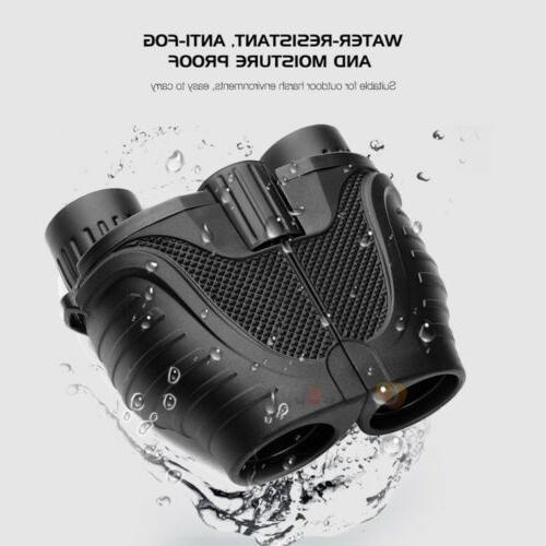 100x180 High Power Binoculars Hunting Camping+Bag