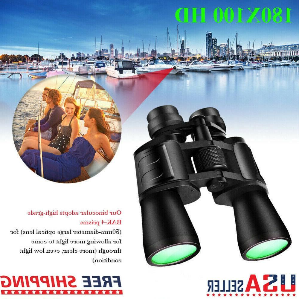 180x100 zoom day night vision outdoor hd