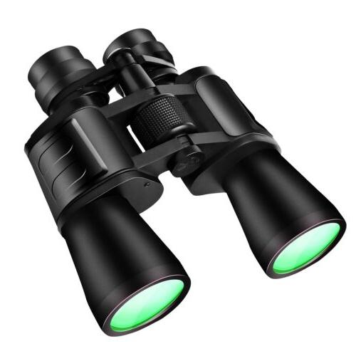180x100 Zoom Day/Night Outdoor Binoculars Hunting Telescope +