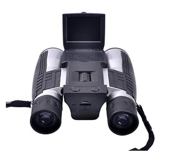 "2"" Digital Binocular Telescope HD 1080P Video Recording"