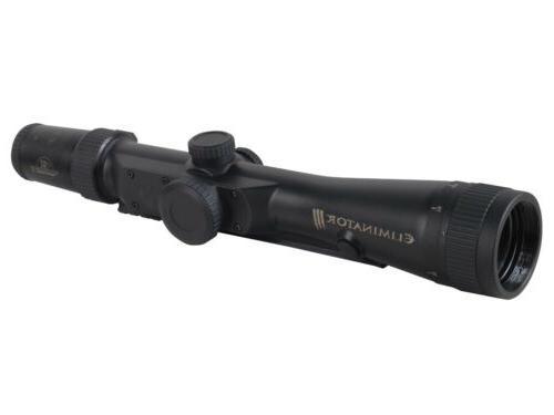 200116 eliminator iii laser rangefinding rifle scope