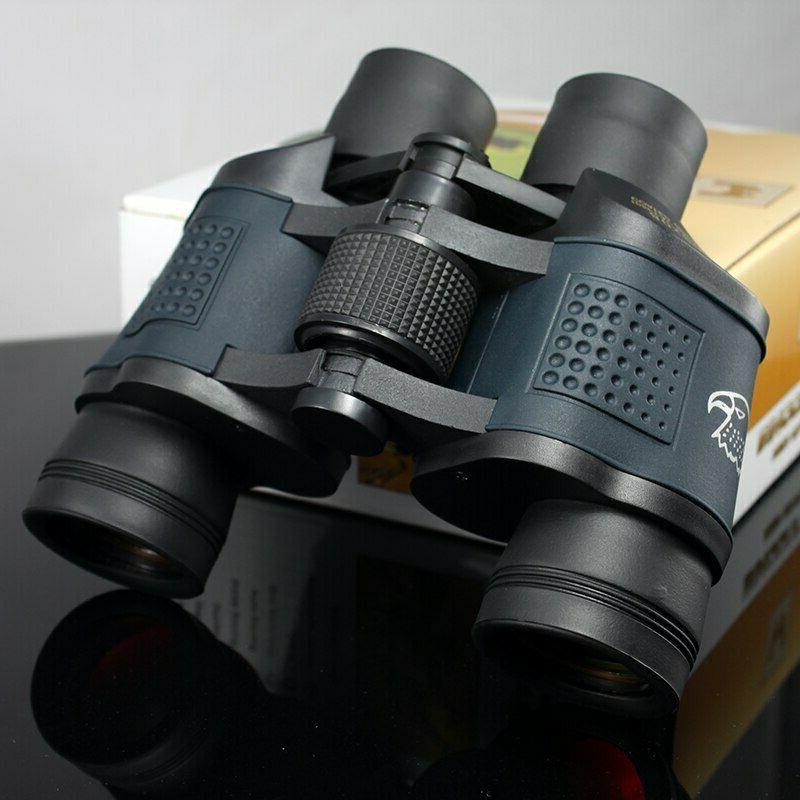 2019 Telescope 60x60 10000M HD Binoculars Hunting