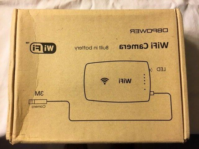 DBPOWER Waterproof Endoscope Box