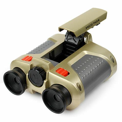 2pcs Vision Surveillance Scope Binoculars Telescope Light MM