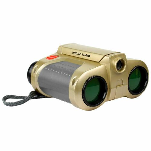 2pcs Scope Binoculars Telescope Light 4 MM