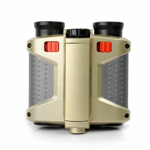 2pcs Surveillance Scope Binoculars Telescope Light MM