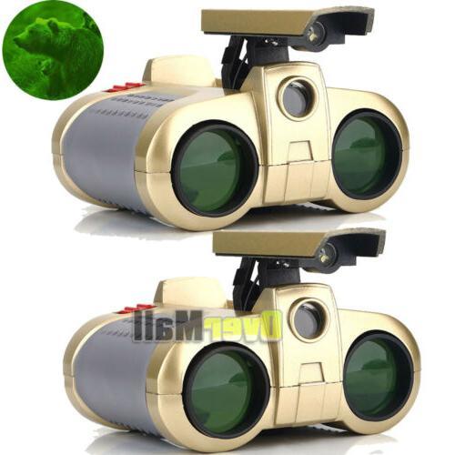 2pcs night vision surveillance scope binoculars telescope