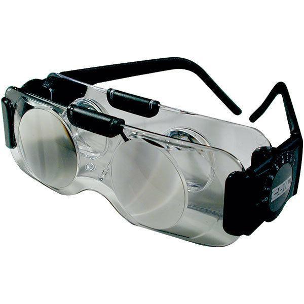 2x tv magnifying binocular glasses