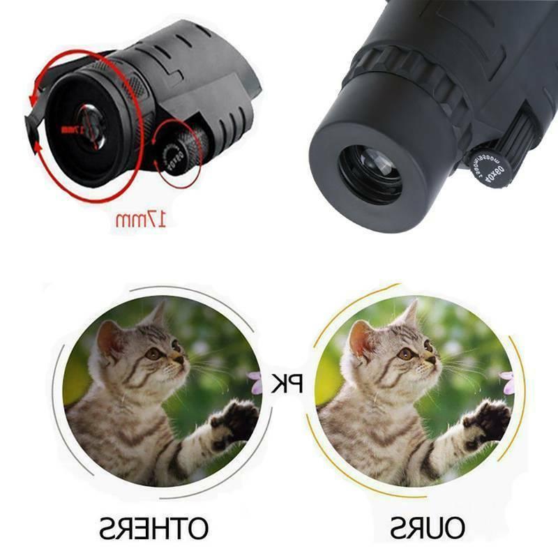 40X60 Zoom High HD Optical Hunting