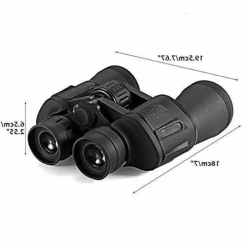 30x50 Vision Travel HD Binoculars