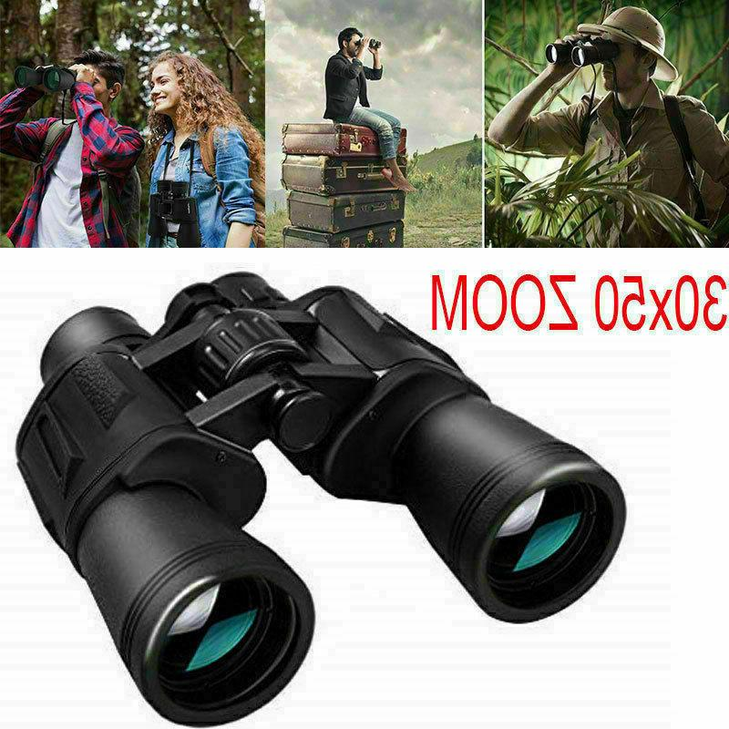 30x50 zoom day night vision outdoor travel