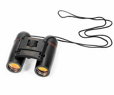 Aurosports Folding Binoculars Telescope Night Vision for...