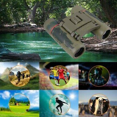 30x60 Portable Small Binoculars Outdoor for Kid HOT