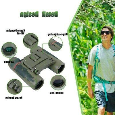30x60 Portable Small Compact Binoculars for