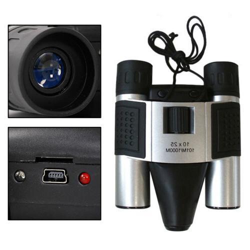 1280 * 960 HD Digital Binoculars With TFT Display And 1080p
