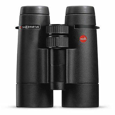Leica 40093 Ultravid 8 x 42 HD Plus Black